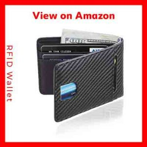 Top Rated Front Pocket Wallet in Amazon