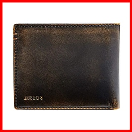 Fossil Wade Bifold Leatuc her Wallet
