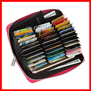 Large Capacity Credit Card RFID Wallet For Women