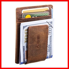 Viosi Genuine Kingston Leather Wallet