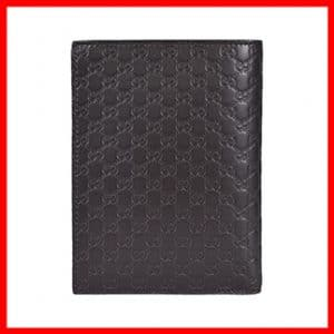 Guccissima Passport Holder Bifold Gucci Mens Wallet