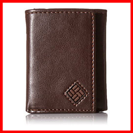 Columbia Trifold RFID Protection Wallet for men