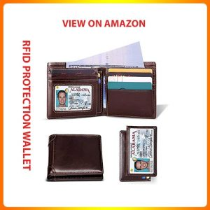 Swallowmall-Mens-RFID-Leather-Wallet-Slim-Bifold-Wallets