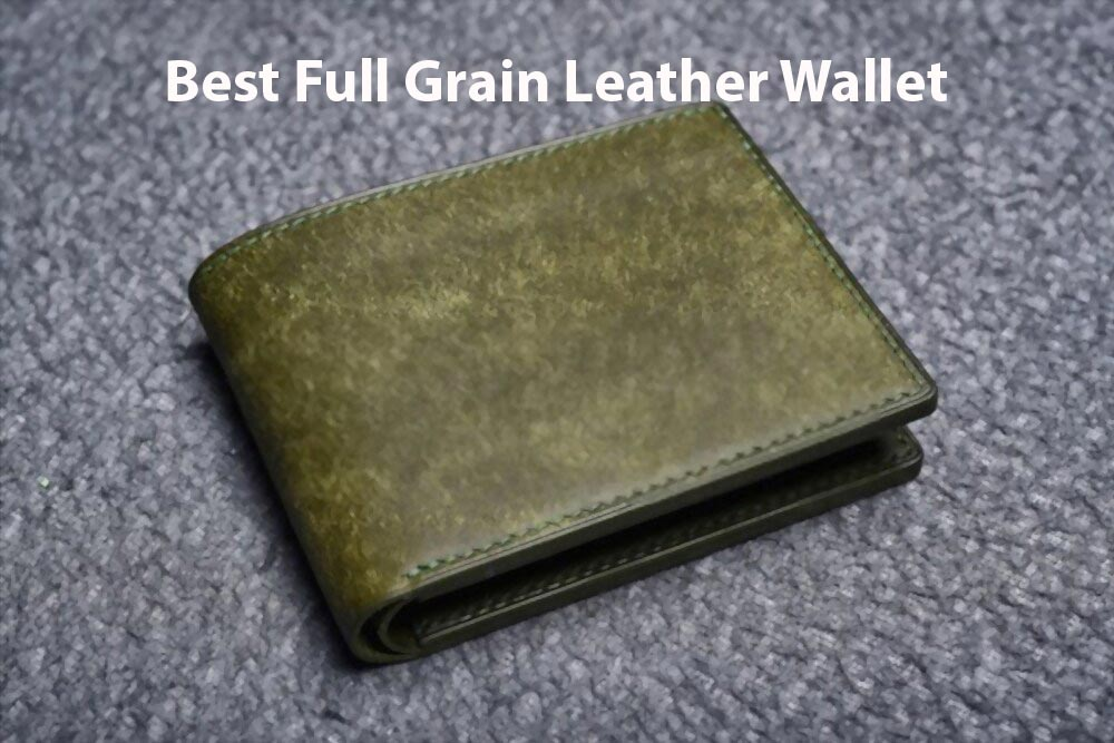 Best-Full-Grain-Leather-Wallet