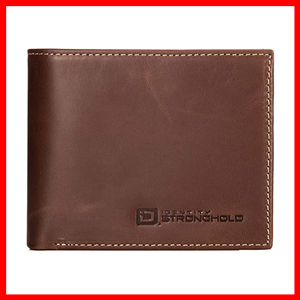 ID Stronghold Bifold Wallet for Men