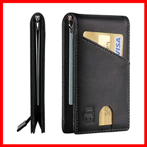 Wallets for Men, BIAL Slim Money Clip Wallets