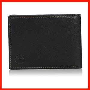 Timberland men's Leather RFID Wallet